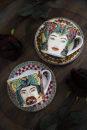 Mug Small cup and dish 03