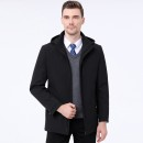 Down Jackets Black, ha Qing Sundance / Sundance White duck down 170/84A,175/88A,180/92A,185/96A,190/100A,195 Fashion City Other leisure Medium length routine 95% Wear out Hood Wear out Below 100g (excluding) Youthful vigor Closing sleeve Sheepskin Solid color Multiple pockets No iron treatment other