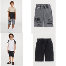 trousers Other / other male Gray, black summer Pant Beach pants Leather belt middle-waisted Natural colored cotton Don't open the crotch Cotton 100%