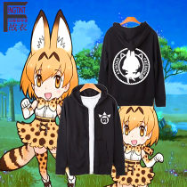 Cartoon T-shirt / Shoes / clothing Sweater 14 years old and above Beast mother Zoo Spot Black 1 Black 2 S M L XL 2XL 3XL Winter and Autumn Japan Universal Leisure day is sweet and simple.