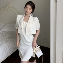 Fashion suit Spring 2021 S,M,L 18-25 years old Other / other W0403 30% and below