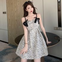 Dress Spring 2021 Picture color S, M Short skirt singleton  commute camisole 18-24 years old Other / other Korean version 0403L 30% and below other