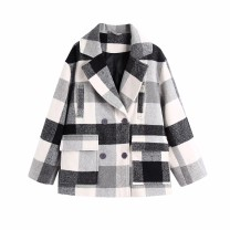 short coat Autumn 2020 XS,S,M,L As shown in the figure Long sleeves street 18-24 years old 81% (inclusive) - 90% (inclusive)