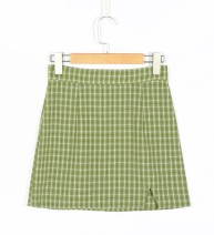 skirt Summer 2020 S,M,L H530,H480 Short skirt street High waist 18-24 years old 81% (inclusive) - 90% (inclusive) Europe and America