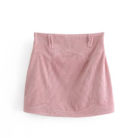 skirt Autumn 2020 S,M,L As shown in the figure Short skirt street High waist 18-24 years old 71% (inclusive) - 80% (inclusive) other Europe and America
