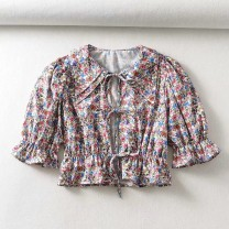 shirt As shown in the figure S,M,L Summer 2020 other 96% and above Short sleeve street 18-24 years old Europe and America