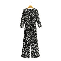 Jumpsuit / pants 81% (inclusive) - 90% (inclusive) trousers other High waist street As shown in the figure S,M,L Spring 2021
