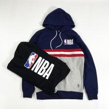 Sportswear / Pullover nokg male Socket Hood polyester fiber