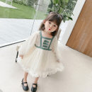 Dress Beige, pink female Other / other 7(90cm),9(100cm),11(110cm),13(120cm),15(130cm) Other 100% spring and autumn princess Long sleeves Solid color other other F7287 2 years old, 3 years old, 4 years old, 5 years old, 6 years old Chinese Mainland