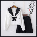 student uniforms Winter, summer, spring and autumn of 2019 S,M,L,XL,XXL Long sleeves solar system skirt 18-25 years old