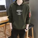 Sweater other Itisf4 / Ives M,L,XL,3XL,XXL,4XL character Socket routine Hood autumn easy leisure time teenagers tide Polyester 100% Zipper decoration leisure time zipper
