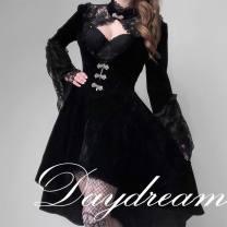 Dress Summer 2016 black S,M,L