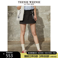 skirt Summer 2021 155/XS 160/S 165/M 170/L 175/XL black Short skirt commute Natural waist A-line skirt Type A 18-24 years old TTWH212403B 51% (inclusive) - 70% (inclusive) other Teenie Weenie cotton pocket Britain Same model in shopping mall (sold online and offline)