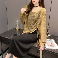 Wool knitwear Spring 2020 Average size Long sleeves other More than 95% Regular Mulina Other 100%