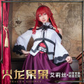 Cosplay women's wear Other women's wear Customized Over 14 years old comic S. M, l, XL, one size fits all, customized Amber River in the moon Japan Lovely wind