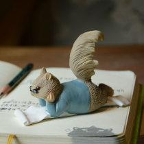 Ornaments животное смола Мультяшный стиль Обои для рабочего стола Учебная комната Действительно комфортно обучение Полуавтоматический