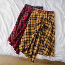skirt Spring 2020 S,M,L Hongge 54111-1, Huangge 54111-2, Lvge 54111-3