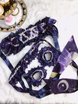 Dress Summer 2020 Common version purple [spot 3.1 hair], luminous version cyan [spot 3.1 hair], white [spot 3.1 hair] Necklace, sleeve, headband, veil Yinghuo original