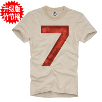 T-shirt Youth fashion routine S M L XL 2XL 3XL 4XL 5XL kasablanka Short sleeve Crew neck standard Other leisure summer Cotton 100% youth tide Summer of 2019 cotton washing Fashion brand Pure e-commerce (online only)