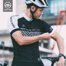 Cycling wear male Chenguang jacket SMLXLXXLXXXL monton Short sleeve cycling suit Chenguang jacket summer Summer 2016