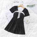 one piece  Independent brand S [recommended 80-90 kg], m [recommended 90-100 kg], l [recommended 100-110 kg], XL [recommended 110-120 kg] Black 8858, pink 8858, blue 8858 Skirt one piece With chest pad without steel support Polyester, others female Sleeveless Casual swimsuit Solid color