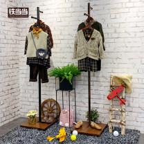 Clothing display rack A022 [black], A022 [bronze], zs006, 2-piece set, 3-piece set, 4-piece set CC020 Iron Dangdang Official standard