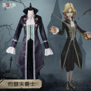 Cosplay men's wear suit goods in stock Firecracker Over 14 years old black Animation, games L,M,S,XL Chinese Mainland