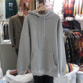 Sweater Youth fashion Others Lake blue, light gray, gray, white, black, blue, red, yellow M, L Solid color Socket