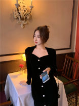 Dress Spring 2021 black S, M