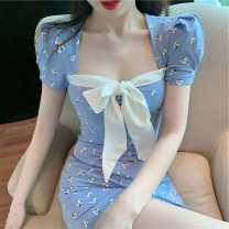 Tie clip Blue s, blue m other Lokeya WFDkF