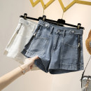 Women's large Summer 2021 singleton  commute Korean version Badimei 18-24 years old Other 100% Pure e-commerce (online only) shorts