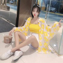 Fashion suit Summer 2020 S. M, l, average size 18-25 years old Other / other six point two four