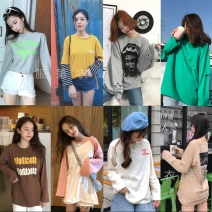 T-shirt Starting with 10 pieces (multi-color and multi variety batch), 20 pieces (multi-color and multi variety batch), 50 pieces (multi-color and multi variety batch), 100 pieces (multi-color and multi variety batch), 100000 pieces (multi-color and multi variety batch) Average size Spring 2021 easy