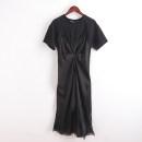 Dress Autumn of 2019 black S,M,L