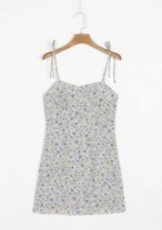 Dress Spring 2021 As shown in the figure S,M,L Short skirt singleton  street camisole 18-24 years old Europe and America