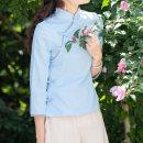 jacket Spring 2020 S,M,L,XL,XXL Light green, light blue, pink Yu Xiang cotton 96% and above