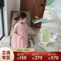Dress female UTOUTO 80cm,90cm,100cm,110cm,120cm,130cm,140cm Other 100% summer princess other other 2 years old, 3 years old, 4 years old, 5 years old, 6 years old, 7 years old, 8 years old