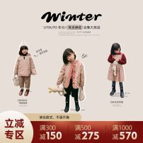 suit UTOUTO 80cm, 90cm, 110cm, 120cm, 130cm, 140cm, 100cm (model try on) female winter There are models in the real shooting Cartoon animation 2 years old, 3 years old, 4 years old, 5 years old, 6 years old, 7 years old, 8 years old