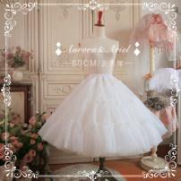 Lolita / soft girl / dress Independent design of a & a school White spot, black spot Average size Customized