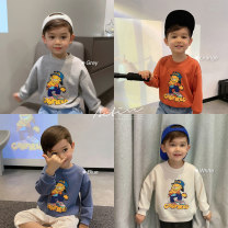 Sweater / sweater Chen Chen's mother male 80, 90, 100, 110, 120, 130, 140 spring nothing leisure time Socket routine There are models in the real shooting other Cartoon animation Polyethylene terephthalate (polyester) 66% cotton 34% BJ2165