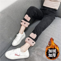 trousers Other / other female 100cm,110cm,120cm,130cm,140cm,150cm,160cm winter trousers Korean version There are models in the real shooting Winter cotton trousers Leather belt cotton Don't open the crotch A88 Three, four, five, six, seven, eight, nine, ten, eleven