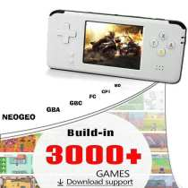 Game console / PSP / NDSL Cool kid Chinese Mainland Standard configuration of single machine 4G black new 12g memory 3000 games Chinese Mainland Cool kids rs-97 rs-97 4GB