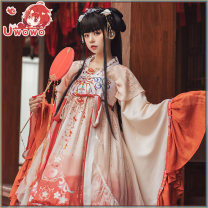 Cosplay women's wear suit goods in stock Over 14 years old original L,M,S,XL You Wo Wo Chinese Mainland Ancient style Revlon