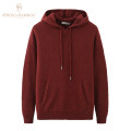Cashmere Pullovers  Solid color Business gentleman Long sleeves Cap Spring bamboo routine DWST205M601 406-460g 105/M 110/L 115/XL Tibetan camels spring Spring 2021 youth