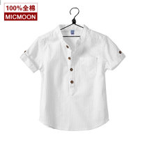T-shirt Other / other male summer Short sleeve Crew neck There are models in the real shooting nothing cotton Solid color Class B other 2, 3, 4, 5, 6, 7, 8, 9, 10, 11, 12, 13, 14 years old
