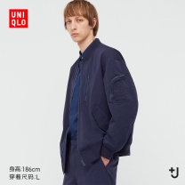 Jacket UNIQLO / UNIQLO other 09 black 69 Navy 160/76A/XS 165/84A/S 170/92A/M 175/100A/L 180/108B/XL 185/112C/XXL standard Other leisure spring UQ439931000 Polyester 100% Spring 2021 Same model in shopping mall (sold online and offline)