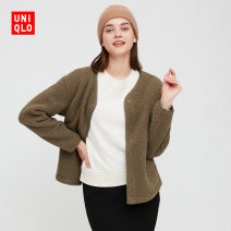 Sweater / sweater Winter 2020 150/76A/XS 155/80A/S 160/84A/M 160/88A/L 165/92A/XL 170/100B/XXL 175/108C/XXXL 96% and above UNIQLO / UNIQLO polyester fiber Polyester 100% Same model in shopping mall (sold online and offline)