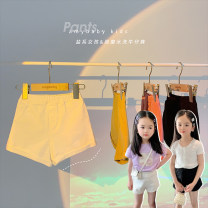 trousers Amybaby female 80cm, 90cm, 100cm, 120cm, 130cm, 150cm, 110cm (Baoer photo code), 140cm (Amy life code) Off white, ginger, pink, classic black winter shorts leisure time There are models in the real shooting Casual pants Leather belt middle-waisted other Don't open the crotch Other 100% other