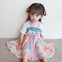 Hanfu nation other Chinese style female