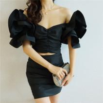 Fashion suit Spring 2021 S, M black MOSS13526